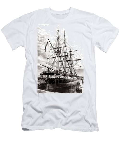 Uss Constellation Men's T-Shirt (Athletic Fit)