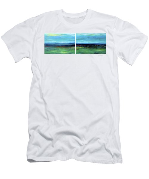 Vast Horizon Men's T-Shirt (Athletic Fit)