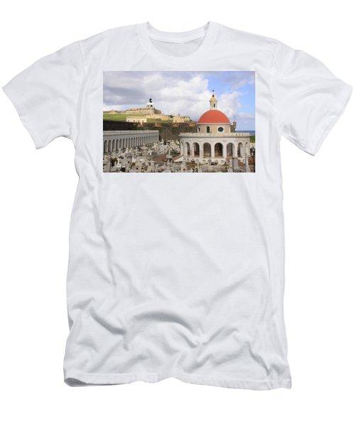 Viejo San Juan Men's T-Shirt (Athletic Fit)