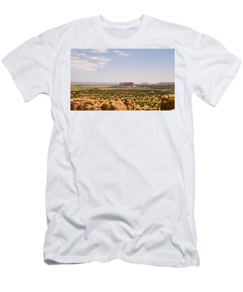 View From Acoma Mesa Men's T-Shirt (Athletic Fit)