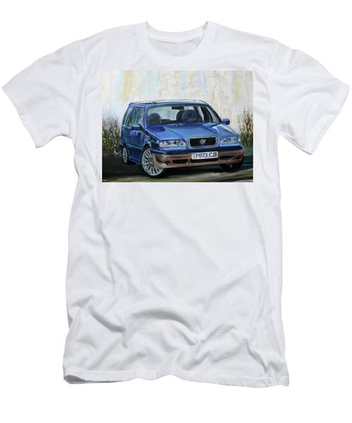 Volvo Men's T-Shirt (Athletic Fit)
