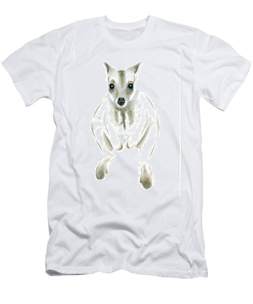 Wallaby I Men's T-Shirt (Athletic Fit)