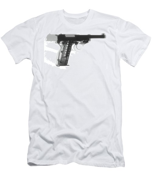 Walther P38 X-ray Photograph Men's T-Shirt (Athletic Fit)