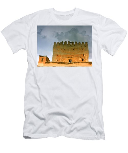 Men's T-Shirt (Athletic Fit) featuring the photograph Watery Alhambra by Rick Locke