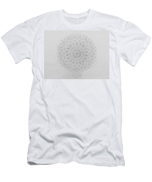 Wave Particle Duality Original Men's T-Shirt (Athletic Fit)