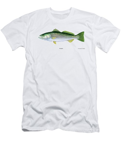 Weakfish Men's T-Shirt (Athletic Fit)