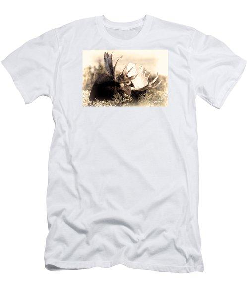 Wear A Crown Men's T-Shirt (Athletic Fit)