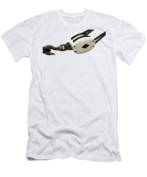 Weathered Pulley Men's T-Shirt (Athletic Fit)