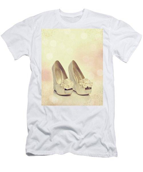 Wedding Shoes Men's T-Shirt (Athletic Fit)