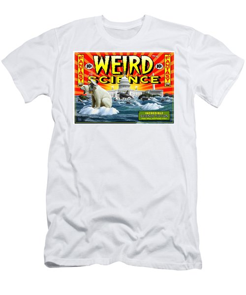 Weird Science Men's T-Shirt (Athletic Fit)