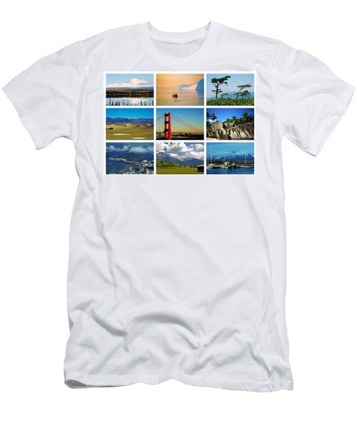 My Wonderful World ... Men's T-Shirt (Athletic Fit)
