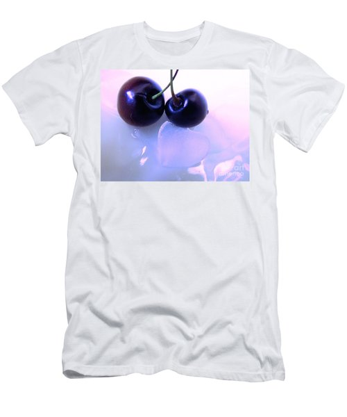 When Two Hearts Become One Men's T-Shirt (Athletic Fit)