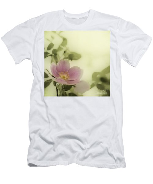Where The Wild Roses Grow Men's T-Shirt (Athletic Fit)