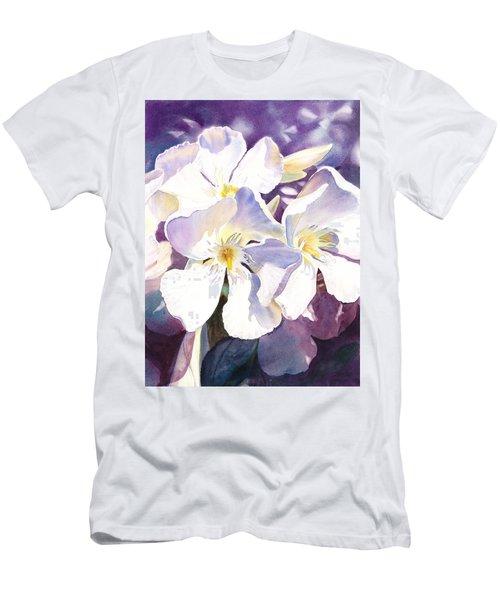 White Oleander Men's T-Shirt (Athletic Fit)