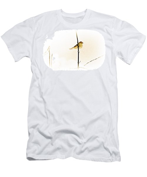 White Out Conditions Men's T-Shirt (Athletic Fit)