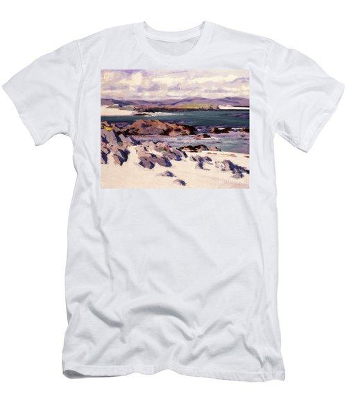 White Sands   Iona  Men's T-Shirt (Athletic Fit)