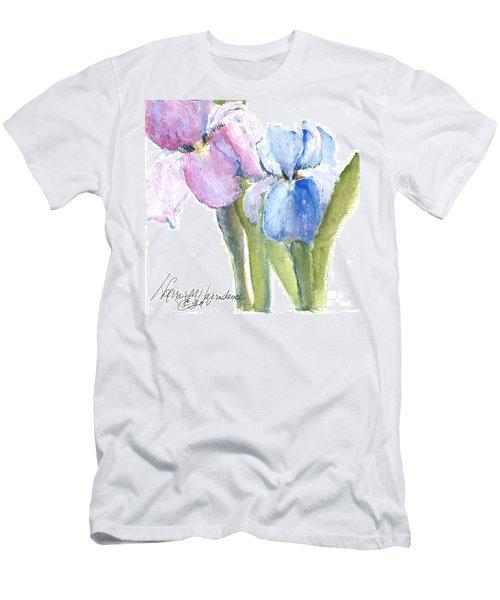 Who Me Men's T-Shirt (Athletic Fit)