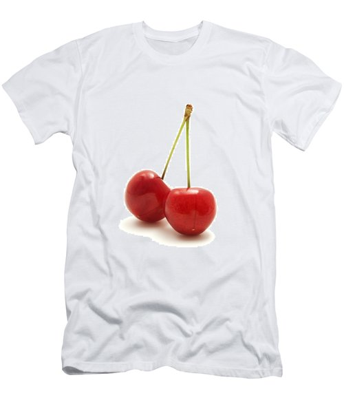 Wild Cherry Men's T-Shirt (Athletic Fit)