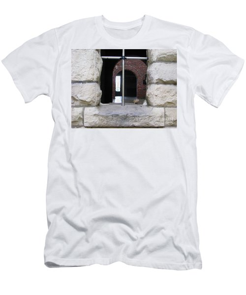 Window Watcher Men's T-Shirt (Athletic Fit)