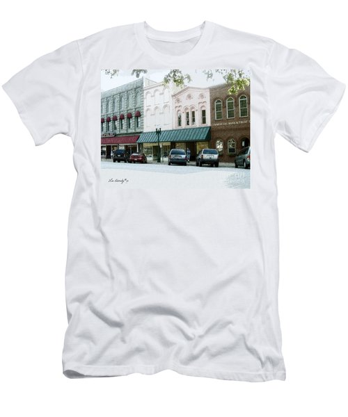 Windows On The Square Men's T-Shirt (Athletic Fit)