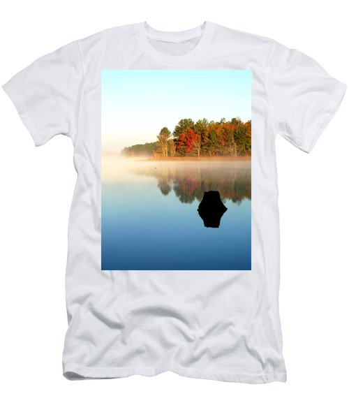 Winnsboro Reservoir-1 Men's T-Shirt (Athletic Fit)