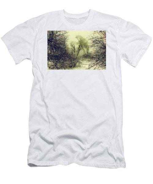 Winter Colours Men's T-Shirt (Slim Fit) by John Stuart Webbstock