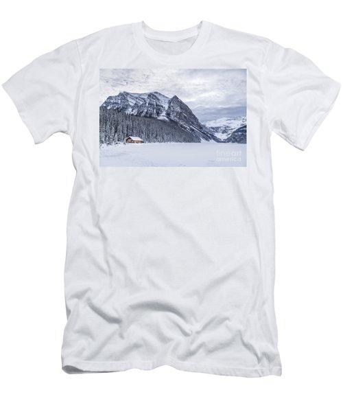 Winter Getaway Men's T-Shirt (Athletic Fit)