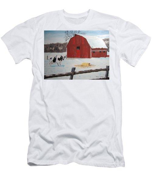Winter Haven Men's T-Shirt (Athletic Fit)