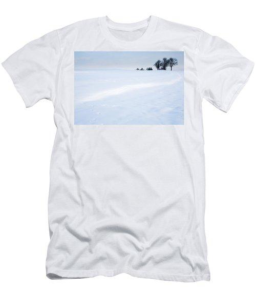 Winter Landscapes Men's T-Shirt (Athletic Fit)