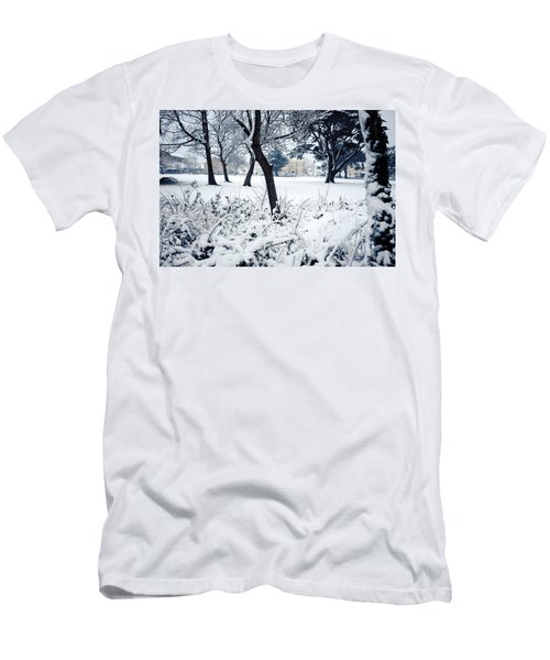 Winter's Blanket Men's T-Shirt (Athletic Fit)