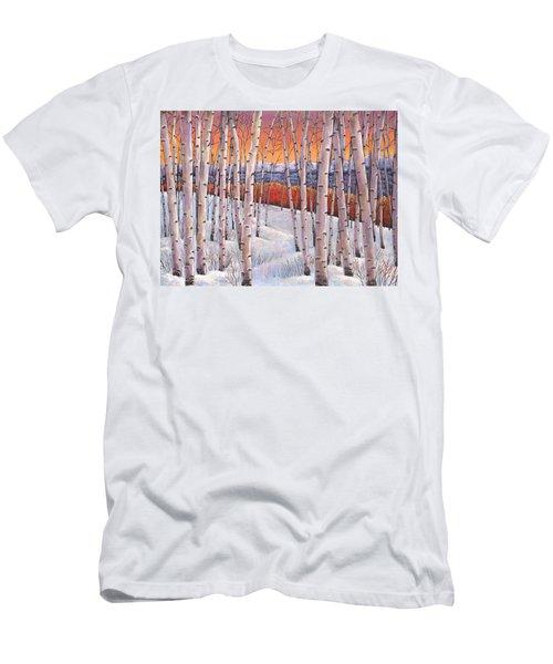 Winter's Dream Men's T-Shirt (Athletic Fit)