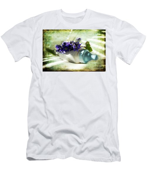 Wonders Happen In The Spring Men's T-Shirt (Athletic Fit)