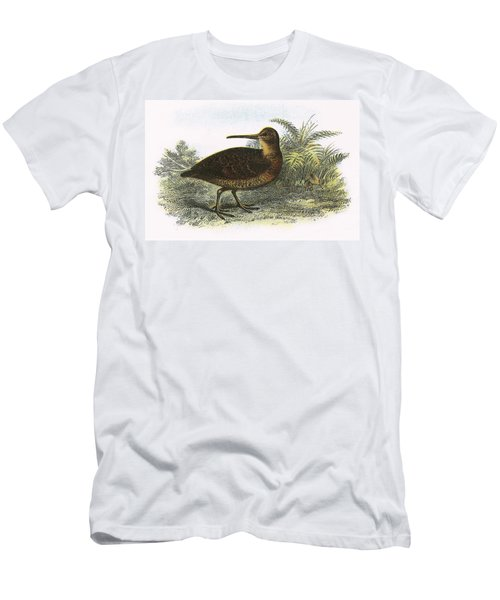 Woodcock Men's T-Shirt (Athletic Fit)