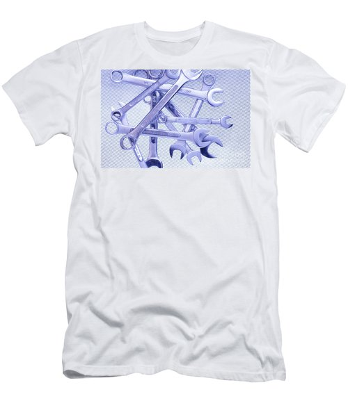 Wrenches Men's T-Shirt (Athletic Fit)