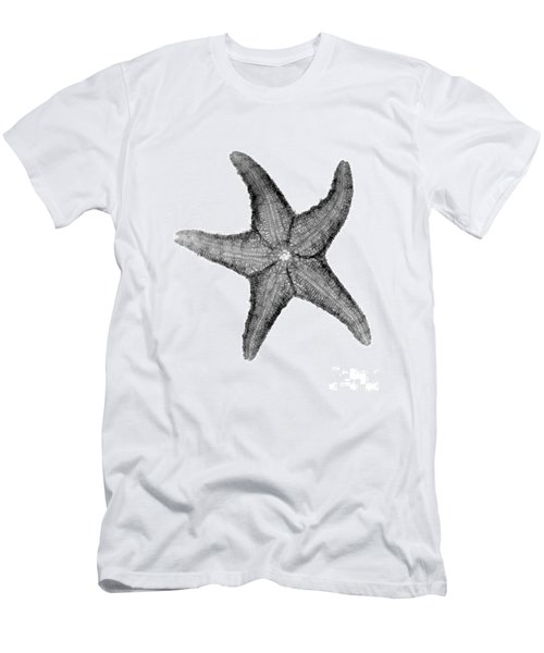 X-ray Of Starfish Men's T-Shirt (Athletic Fit)