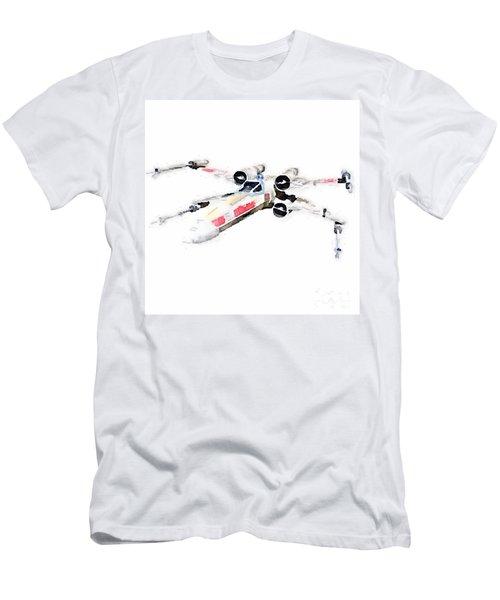 X-wing Men's T-Shirt (Athletic Fit)