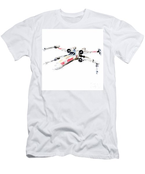 X-wing Men's T-Shirt (Athletic Fit)