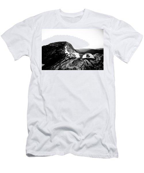 Yak Peak Men's T-Shirt (Athletic Fit)
