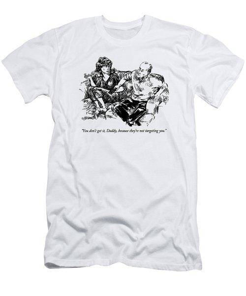 You Don't Get Men's T-Shirt (Athletic Fit)
