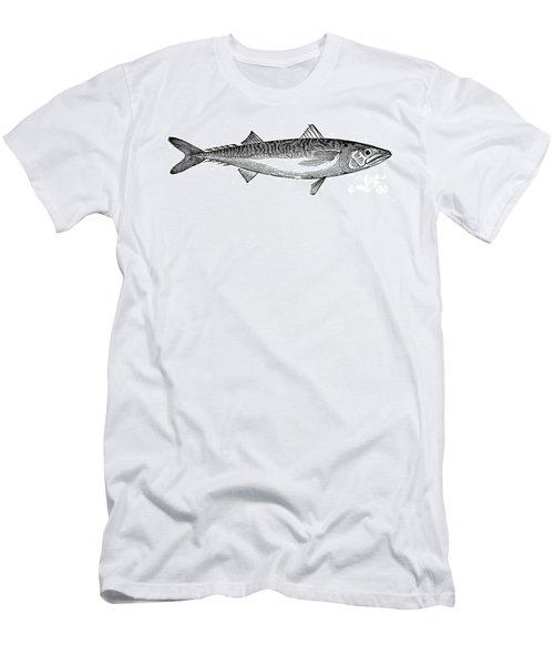 Mackerel Men's T-Shirt (Athletic Fit)