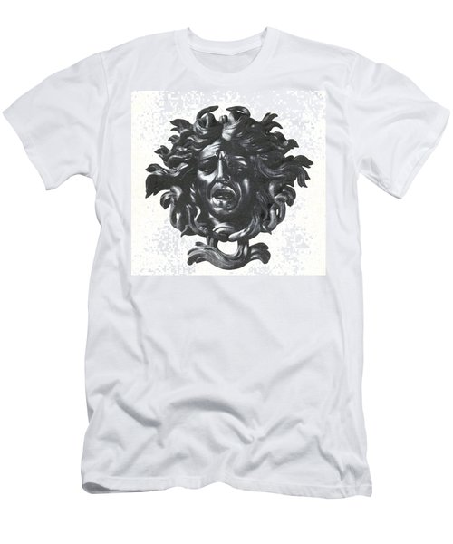 Medusa Head Men's T-Shirt (Athletic Fit)