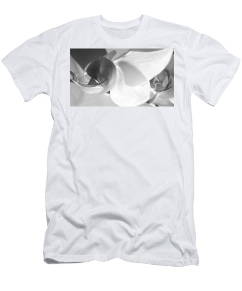 Orchid Men's T-Shirt (Slim Fit) by Kume Bryant