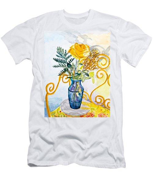 The Blue Vase Men's T-Shirt (Athletic Fit)