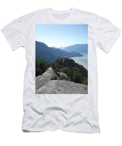 The Chief Men's T-Shirt (Slim Fit) by Michael Standen Smith