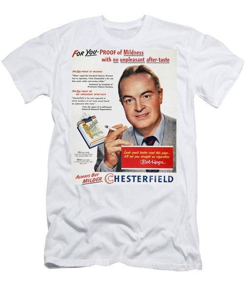 0b82e874 Chesterfield Cigarette Ad Men's T-Shirt (Athletic Fit)