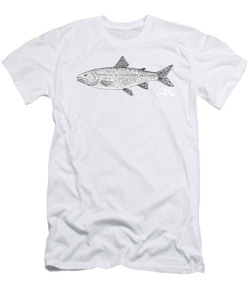 Trout Men's T-Shirt (Athletic Fit)