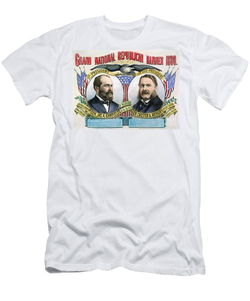 Presidential Campaign, 1880 Men's T-Shirt (Athletic Fit)