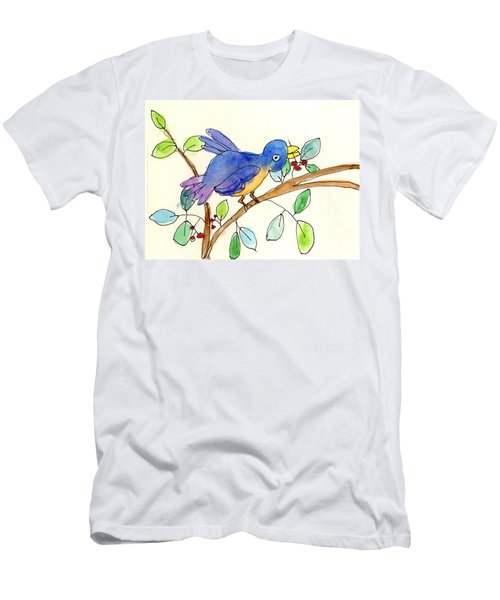 A Bird Men's T-Shirt (Athletic Fit)