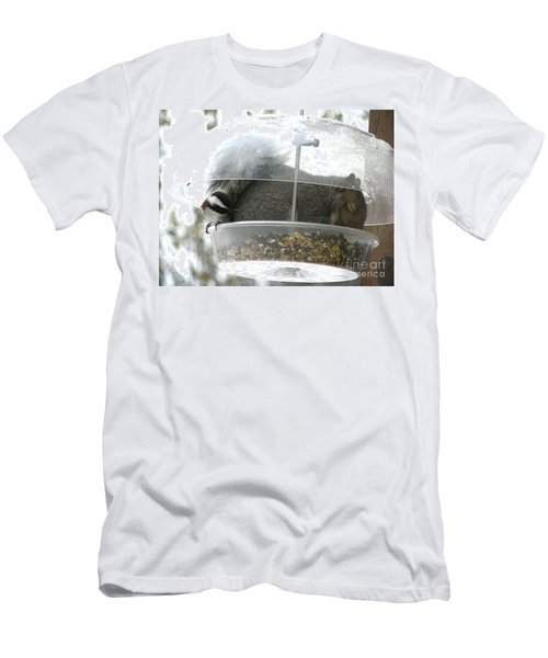 A Bit Crowded Men's T-Shirt (Slim Fit) by Rory Sagner