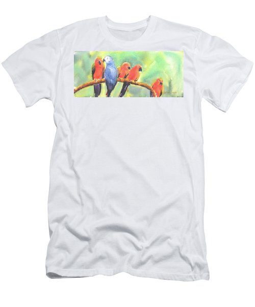 A New Slant On Life Men's T-Shirt (Athletic Fit)
